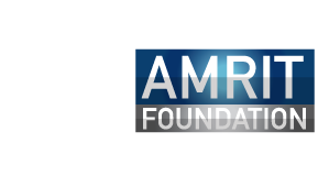 Amrit foundation logo
